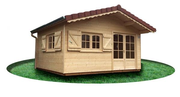 grand choix de 16e18 81617 Nos abris de jardin en bois sur mesure   Chalets Glé